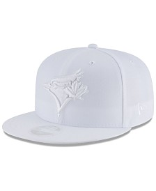 New Era Toronto Blue Jays White Out 59FIFTY FITTED Cap
