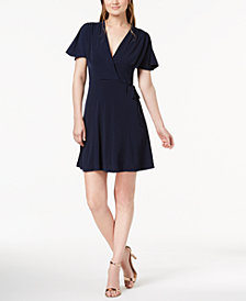 French Connection Alexia V-Neck Dress