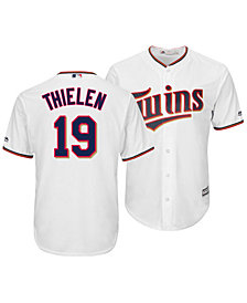 Majestic Men's Adam Thielen Minnesota Twins NFLPA Replica Cool Base Jersey