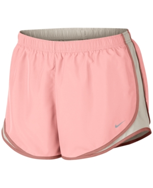 b39abc84f10 Nike Plus Size Tempo Dri-Fit Track Shorts In Srmpin Wlf