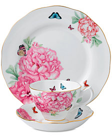 Miranda Kerr for Royal Albert Friendship  3-Pc. Tea Set