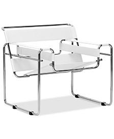 Aspasia Accent Chair, Quick Ship