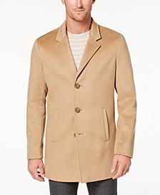 Men's Slim-Fit Overcoat