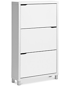 Eemeli Shoe Cabinet, Quick Ship