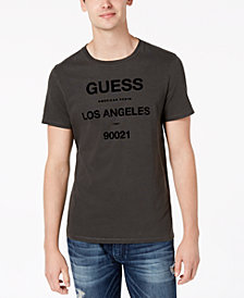 GUESS Men's Logo T-Shirt
