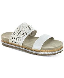 Seven Dials Deanna Two-Piece Flatform Sandals