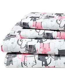 Juvie 4-Pc. Full Sheet Set