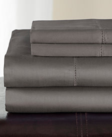 Andiamo Cotton 500 Thread Count 4-Pc. Queen Sheet Set