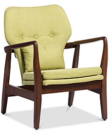 CLOSEOUT! Stadler Accent Chair, Quick Ship