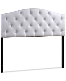 Rutendo Full Scalloped Headboard, Quick Ship