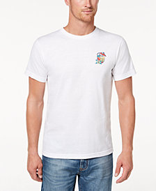 Club Room Men's Beach Bulldog Graphic T-Shirt, Created for Macy's