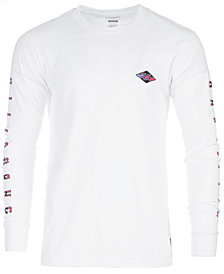 Billabong Men's Heritage Logo Long-Sleeve T-Shirt
