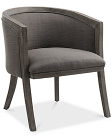 Elenor Accent Chair, Quick Ship