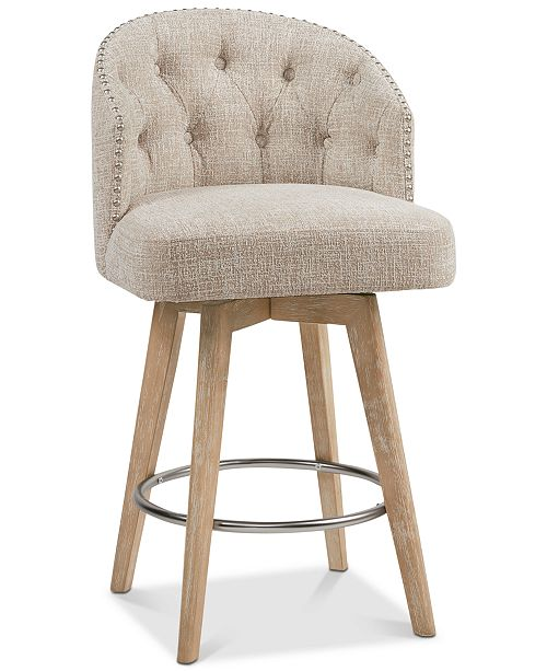 Furniture Penelope Counter Stool, Quick Ship