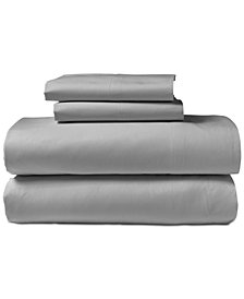 Donna Karan Cotton 600-Thread Count 3-Pc. European California King Sheet Set