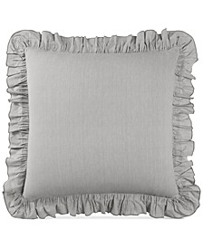 CLOSEOUT! Cotton Tile Seed Stitch European Sham, Created for Macy's