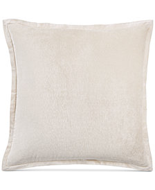 Hotel Collection Mosaic Grid Textured European Sham, Created for Macy's