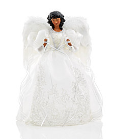 Holiday Lane Angel Tree Topper, Created for Macy's