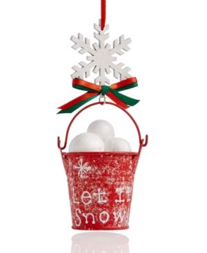 Holiday Lane Bucket Full...