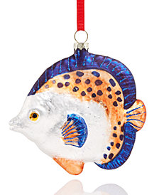 Holiday Lane Tropical Fish Ornament, Created for Macy's