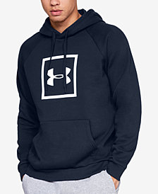 Under Armour Men's Fleece Logo Hoodie