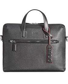 Hugo Boss Men's Victorian Single Document Case