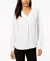 40806a1f45648a Nine West Womens Tops - Macy's