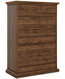 Alsan 6-Drawer Chest, Quick Ship