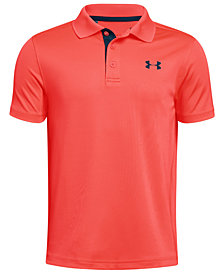 Under Armour Big Boys  Select Polo