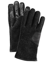 Back To Search Resultsapparel Accessories Men Touch Screen Real Leather Gloves Thermal Lined Black Driving Winter Gift