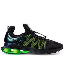 Nike Men's Shox Gravity Casual Sneakers from Finish Line