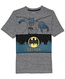 DC Comics Big Boys Batman Graphic-Print T-Shirt