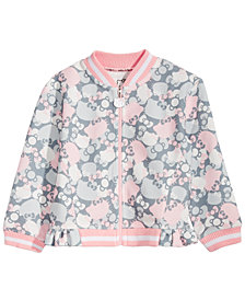 Hello Kitty Little Girls Bomber Jacket