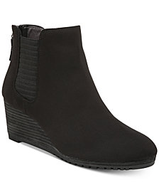 Dr. Scholl's Critic Wedge Booties