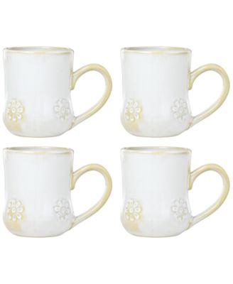 Lenox-Wainwright Boho Garden 4-Pc. Mug Set, Created for Macy's
