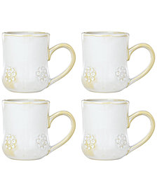 Lenox-Wainwright Boho Garden 4-Pc. Mug Set, Created for Macy's