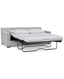 "Radley 86"" Fabric Queen Sleeper Sofa Bed, Created for Macy's"