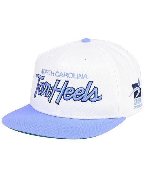 brand new 13560 7048f ... Nike North Carolina Tar Heels Sport Specialties Snapback Cap ...