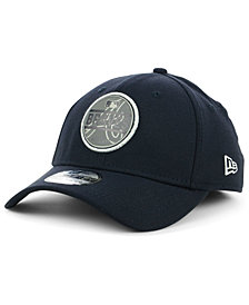 New Era Atlanta Braves Circle Reflect 39THIRTY Stretch Fitted Cap