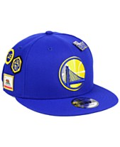 quality design 30427 3d09b New Era Golden State Warriors On-Court Collection 9FIFTY Snapback Cap