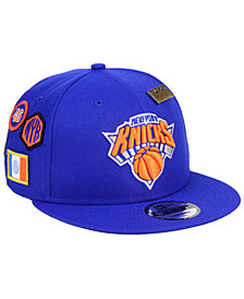 New Era New York Knicks On-Court Collection 9FIFTY Snapback Cap