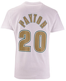 Mitchell & Ness Men's Gary Payton Seattle SuperSonics Gold Collection Name and Number T-Shirt