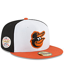 New Era Baltimore Orioles Sandlot Patch 59Fifty Fitted Cap