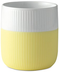 Lemonade Fluted Contrast Mug