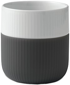 Royal Copenhagen Anthracite Fluted Contrast Mug