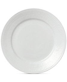 Royal Copenhagen White Fluted Salad Plate