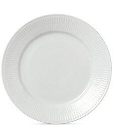 Royal Copenhagen White Fluted Salad Plate