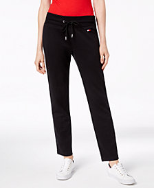 Tommy Hilfiger Drawstring Track Pants, Created for Macy's