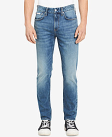 Calvin Klein Jeans Men's Houston Light Skinny Jeans CKJ 016