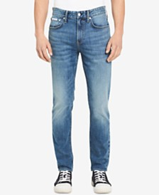 Calvin Klein Jeans Men's Houston Light Skinny Jeans
